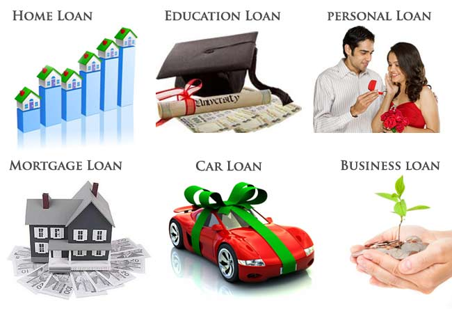All types of loans